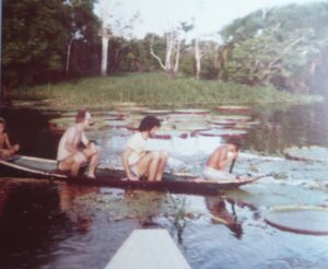 Lutz em Manaus 17-07-1978